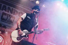 Olly Riva, Shandon - Sbiellata Sanzenese 2016, Olgiate Molgora (LC). Foto di Chiara Arrigoni della band ska core, punk rock #live #music #lecco #shandon #sbiellata