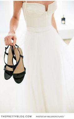 Kris & Heike - Designer Love | Real weddings | The Pretty Blog