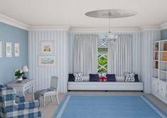 #interiordesign #edesign #edesigner #interiordesigner #newzealand #homedecor #homedecorideas #auckland #homeideas #diy #homeinspo #blue #library #sittingroom #unionjack #windowseat #traditionaldecor
