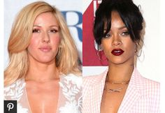 famedeerockblog (More than just a blog): Who Could Have Thought Rihanna was Replaceable.......