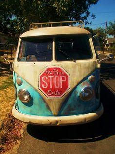 Bus stop | Hippie Van