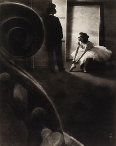 Pierre Dubreuil (French, 1872-1944), Behind the Scenes, 1902 bio