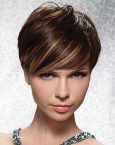 Peinados y Cortes de Moda: Ideas de cortes de pelo corto para el Invierno 2012