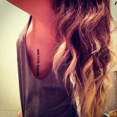 #LoveTattoo love this placement