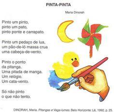 Desenhos e atividades para a música o pato pateta - VilaClub