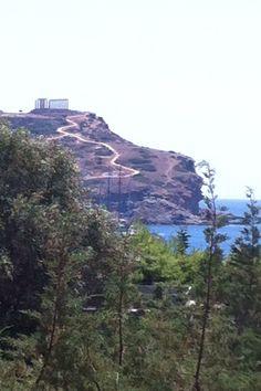 Temple of Poseidon Sounio-Greece