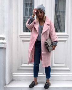 H&M Trend oversized Coat