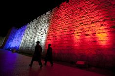 Pin for Later: Cities of the World Pay Tribute to Paris Following the Recent Terrorist Attacks Jerusalem, Israel