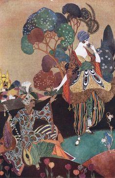 Ronald Balfour - for the Rubaiyat of Omar Khayyam