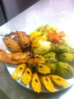 レシピとお料理がひらめくSnapDish - 8件のもぐもぐ - Mix tandoori palate by ポニーズカフェ インド料理 indian food