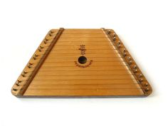 Harp Quail is a real musical instrument!  Lap Harp Zither 15 String Music Instrument, Kids Music Toy, Vintage Toy Harp Zither