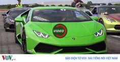 Video: Lamborghini Huracan 1.000 mã lực gầm rú trên đường thử
