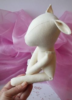 THIS IS A INSTANT DOWNLOAD PDF PATTERN - IT WILL BE SENT TO YOU AFTER PAYMENT. Sewing level: ADVANCED You can download this pattern immediately after payment. Explanations are given in English. Finished Blank Dolls measures: 21 inches (53 cm) tall, 12.5 inches (32 cm) tall, 10