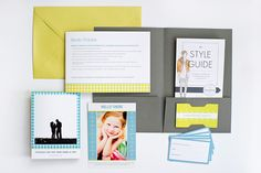 client welcome packet inspiration