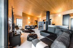 Living room,Kastelli Huvila