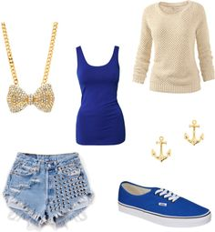 """summertime"" by annie07-1 on Polyvore"