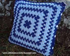Almofada de Crochê | Flickr - Photo Sharing!