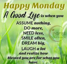 Happy Monday You Are Blessed monday good morning monday quotes good morning quotes happy monday have a great week monday quote happy monday quotes good morning monday cute monday quotes monday quotes for family and friends monday greetings Monday Morning Greetings, Monday Wishes, Today Is Monday, Monday Morning Quotes, Good Morning Happy Monday, Monday Blessings, Morning Blessings, Good Morning Good Night, Good Night Quotes