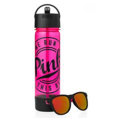 VS Pink Campus Water Bottle & Sunglasses Victoria's Secret Pink campus water bottle and sunglasses. Brand new, never used. **Leave a comment if you would like to bundle any items so I can put them into one listing to sell to you! ** {No Trades} PINK Victoria's Secret Accessories Sunglasses