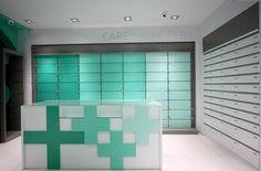Pharmacy Counter CrossDesign
