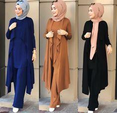 Hijab Gown, Hijab Style Dress, Hijab Outfit, Stylish Dress Designs, Designs For Dresses, Islamic Fashion, Muslim Fashion, Abaya Fashion, Fashion Outfits