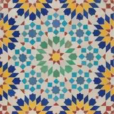 Batha 13 Mosaic House Mosaic Tile
