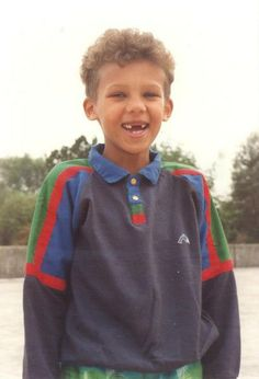 Paul Van Haver-STROMAE BABY