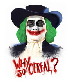 Vandal - Why So Cereal by Studio Barba Negra