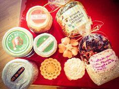 Idées cadeaux home made : sucre de Noël, kit chocolat chaud, kit vin chaud, kit café de noël, kit sos cookies, kit soupe de lentilles, kit risotto aux champignons séchés