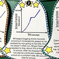 In this functions activity, students draw graphs based on the linear and nonlinear motion of students walking to and from school.