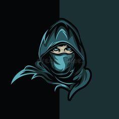 Illustration about Elite Thief Logo E-Sport Gaming Apparel logo mechandise logo jersey logo gaming logo and any Illustration of logoinspiration ninja logo - 142368426 Team Logo Design, Logo Desing, Mascot Design, E Sports, Logo Inspiration, Logo D'art, Gaming Logo, Logo Foto, Ninja Logo