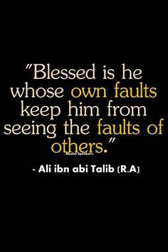 Ali ibn abi Talib (R.A) - Islam - quotes Imam Ali Quotes, Muslim Quotes, Religious Quotes, Islamic Quotes, Quotable Quotes, Wisdom Quotes, Life Quotes, Holy Quotes, Hadith