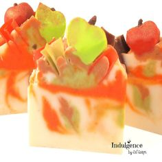 Apple Jack and Peel Vegan Artisan Soap by SV.Saops by svsoaps, $6.75