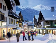 Book your ski holiday to St Anton today. Anton is Austria's premier ski resort and ranks among the top five resorts for truly challenging skiing. St Anton Austria, Ski Austria, Austria Travel, The Places Youll Go, Cool Places To Visit, Places To Travel, Ski Vacation, Dream Vacations, Winter Vacations