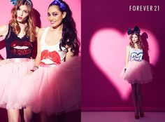 Forever 21 Fashion Ad Campaign by Christopher Kilkus, via Flickr.