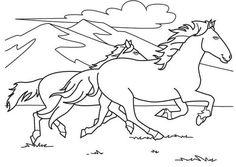 Die 12 Besten Bilder Von Ausmalbilder Pferde Zum Ausdrucken