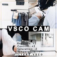 สูตรแต่งรูป VSCO Cam 2017 คุมโทนสีใหม่ๆ กันดีกว่า!!
