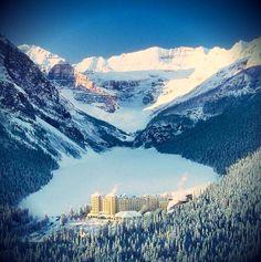CPR chateau lake louise - Google Search