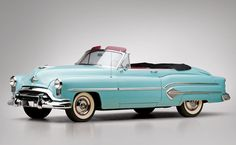 1951 Oldsmobile 98 Convertible Coupe