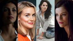 Cuatro actrices para la película de 'Masacre (Deadpool)': Morena Baccarin, Taylor Schilling, Sarah Greene y Jessica De Gouw