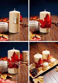 70 Fall Centerpieces DIY ideas for Fall home decoration Diy Fall Crafts diy fall decor crafts Thanksgiving Crafts, Thanksgiving Celebration, Thanksgiving Table, Ideias Diy, Diy Centerpieces, Diy Décoration, Sell Diy, Fun Diy, Fall Home Decor