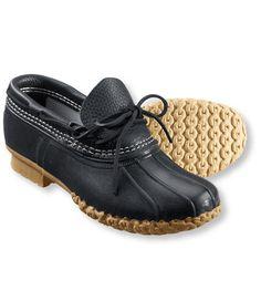 Women's Rubber Mocs: Bean Boots | Free Shipping at L.L.Bean