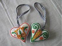 Detvianska taška 2 by DetvianskyTulipan - SAShE. Sweet Hearts, European Countries, Czech Republic, Folklore, Textiles, Christmas Ornaments, Sewing, Holiday Decor, Handmade