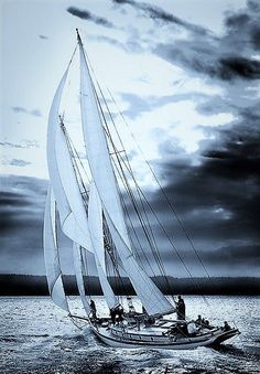 Romance on the High Seas Classic Sailing, Classic Yachts, Catamaran, Cruise Italy, Yacht Week, Boat Art, Boat Rental, Sail Away, Tall Ships