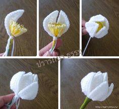 15 diy crochet flower patterns 1001 crochet by – Artofit Crochet Flower Patterns, Crochet Blanket Patterns, Crochet Flowers, Crochet Wreath, Diy Crafts Crochet, Felt Flower Bouquet, Crochet Carpet, Crochet Diagram, Crochet Videos