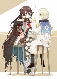 Tales Of Berseria, Tales Of Zestiria, Video Game Anime, Tales Series, Saga, Best Waifu, Rwby, Fire Emblem, Anime Style
