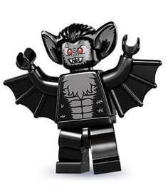 Vampire Bat - LEGO minifigure from series 8