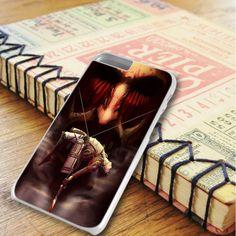 Attack On Titan Art Anime iPhone 6 Plus|iPhone 6S Plus Case