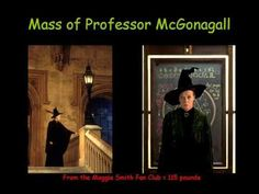 Harry potter clip conservation of mass