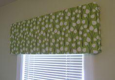 DIY window cornice/pelmet/box valence!